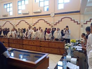 Ribuan Honorer Pemkab Kotabaru Tidak Jadi Dihapus