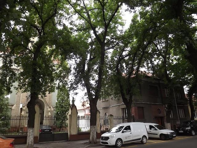 Korszerűsítik a nagyváradi evangélikus-lutheránus parókia épületének a csatornahálózatát