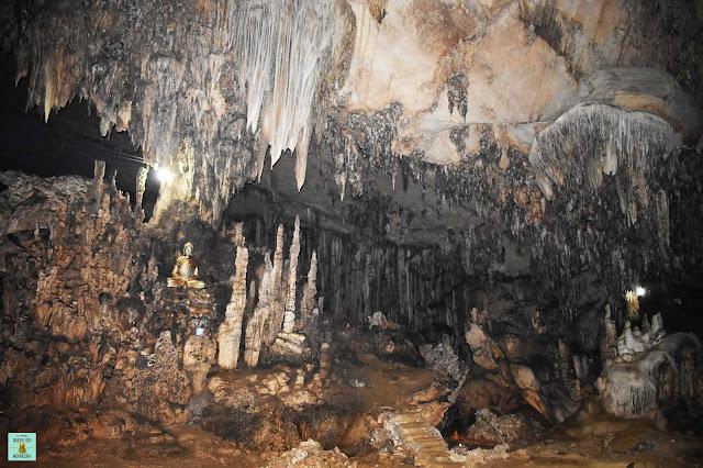 Hua Ma Cave, Parque Nacional de Ba Be