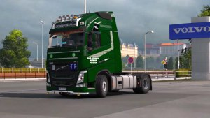 New Volvo FH & FH16 2012