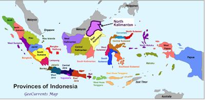 Ruang Lingkup Geografi Menurut Murphey