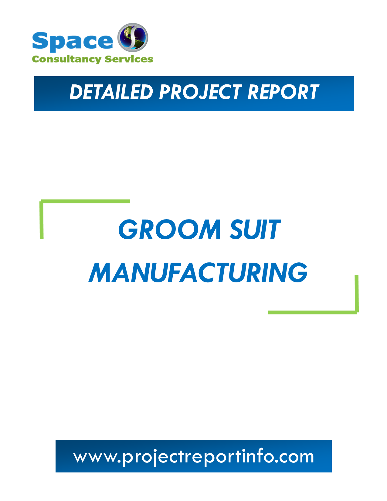 Project Report on Groom Suit Manufacturing