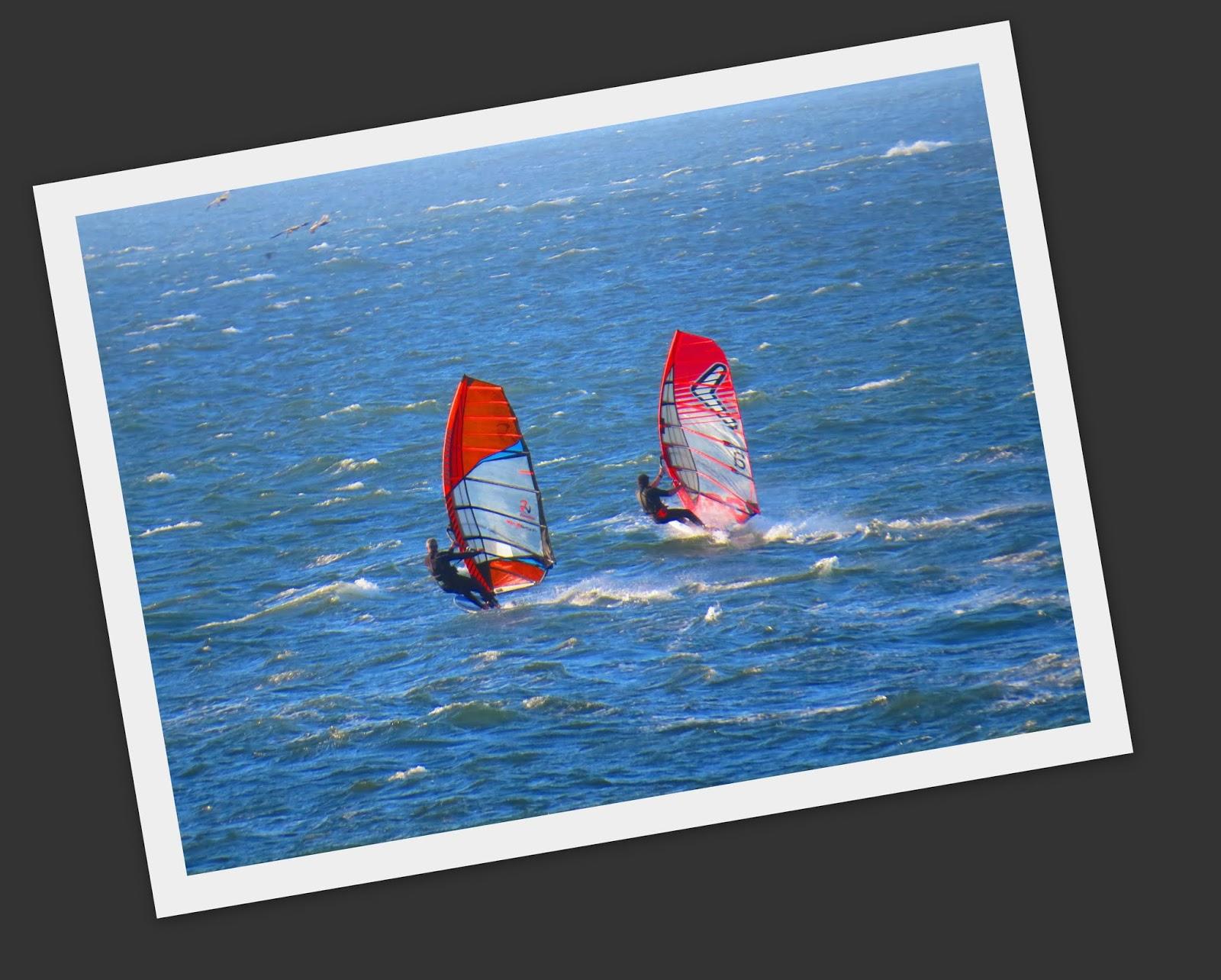 USA 4 Windsurfing Campaign