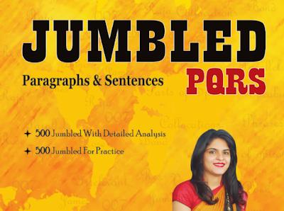 Download 1000 Jumbled PQRS Paragraphs & Sentences PDF