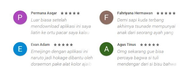 App Nothing
