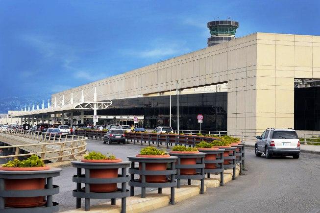 مطار بيروت رفيق الحريري الدولي Beirut–Rafic Hariri International Airport