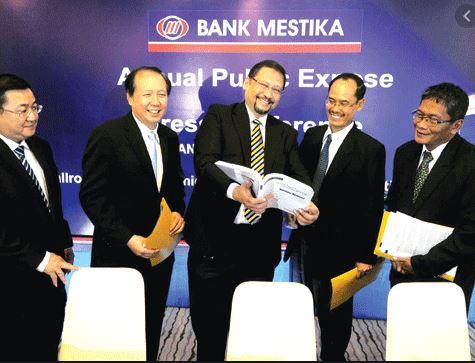 Alamat dan Nomor Telepon Kantor Bank Mestika di Surabaya