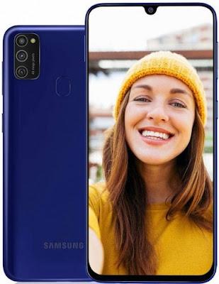 سامسونج تكشف عن هاتف Galaxy M21 بقدرة بطارية 6000 mAh