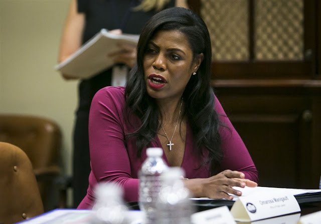 'I was haunted by tweets every single day': Omarosa weighs in on the White House on 'Big Brother'