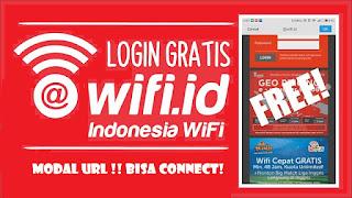 Akun wifi Id gratis 2021
