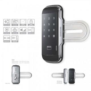 Cách sử dụng dễ dàng Khóa điện tử vân tay Samsung thích hợp người dùng