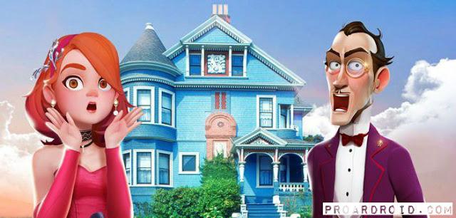 تحميل لعبة الالغاز وتزيين المنازل Sweet House
