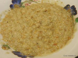 Salata de vinete reteta cu usturoi de casa taraneasca retete salate de post mancare legume vegan aperitiv gustare,