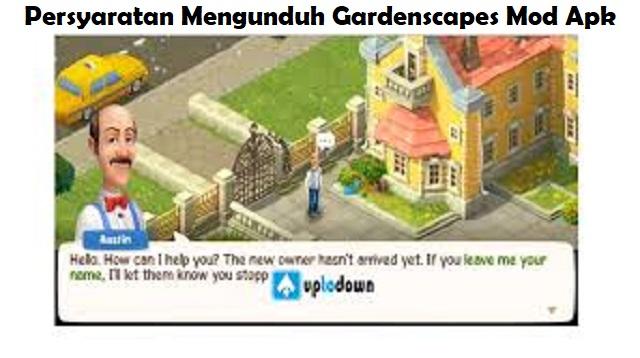 Cara Hack Game Gardenscapes