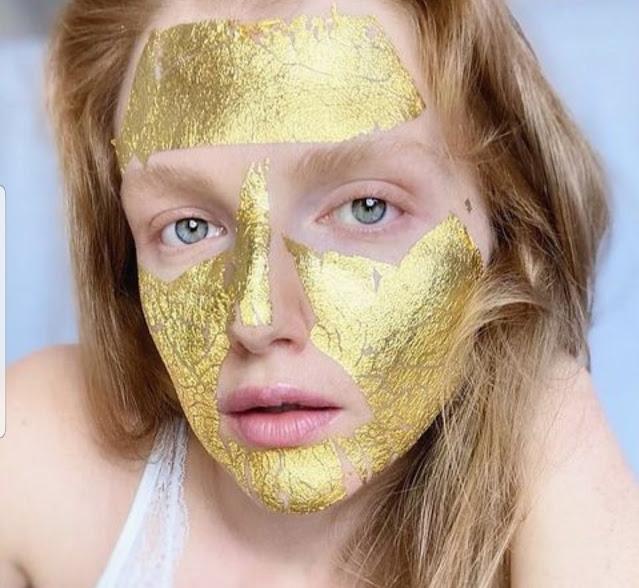 Découvrez le masque facial en or et comment le préparer à la maison