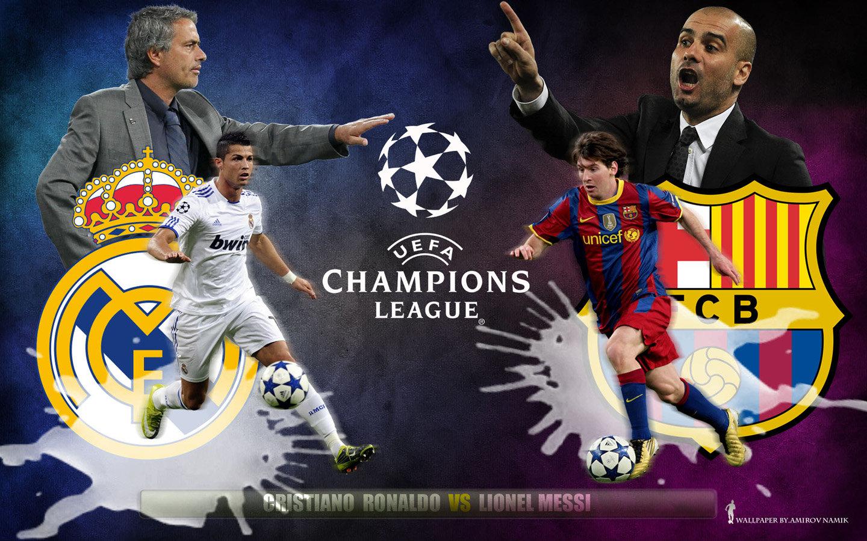 Kumpulan Gambar Wallpaper Messi Dan Ronaldo Terbaru