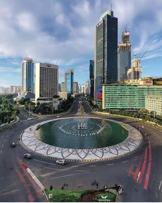 Jakarta Hari Ini Diprediksi Cerah Berawan