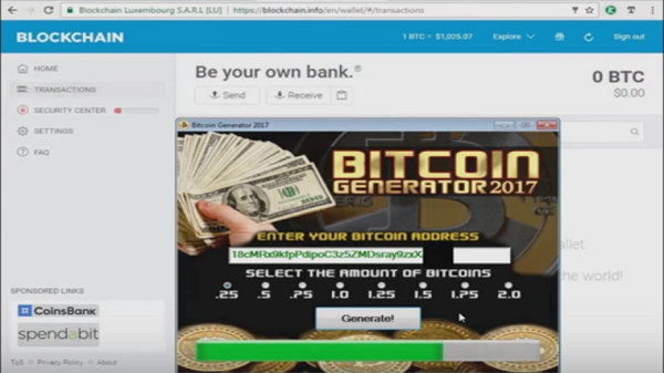 Free Bitcoin Generate Software 2017