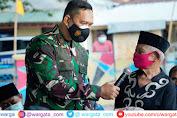 Danrem 162/WB Melaksanakan Kunjungan Kerja ke Kabupaten Bima