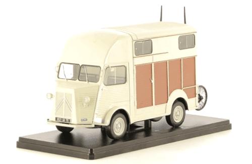 collection citroën 1/24a Citroën Type H Van Heuliez