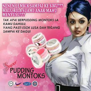 PUDDING MONTOKS SEROJA