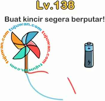 Kunci Jawaban Brain Out Level 138 Buat Kincir Segera Berputar Guru Ilmu Sosial