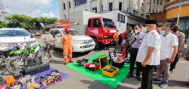 Komitmen Sukseskan Pilkada, Pjs Walikota Batam Apresiasi Kinerja Bright PLN Batam