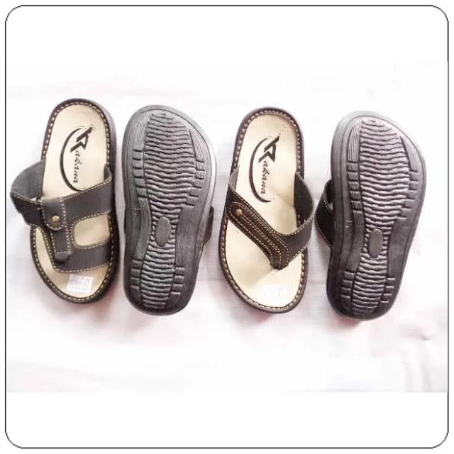 Grosir Sandal Murah Online | Sandal Imitasi Kulit | Sandal Rakana ZL Anak Tasikmalaya