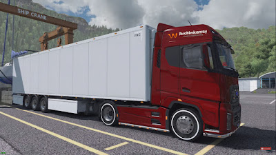ETS2 Ford F-MAX Modu