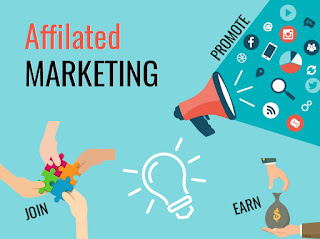 Online money earning by affiliate marketing,