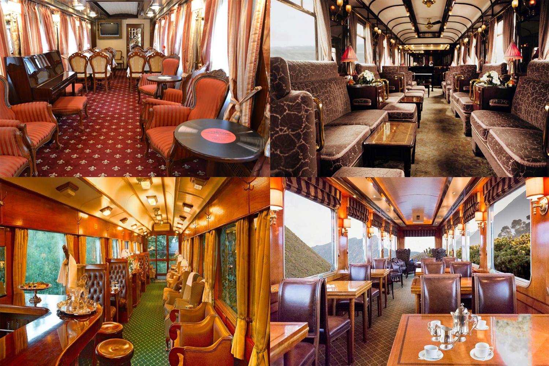 Kereta Termewah di Dunia di Berbagai Negara