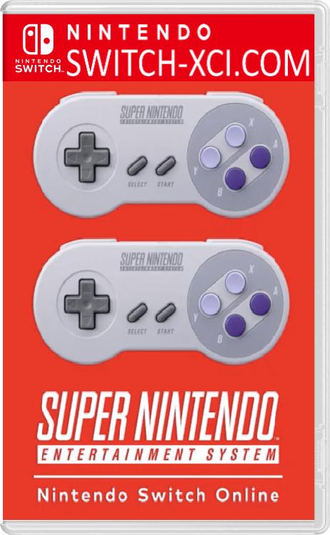 Nintendo Switch Online: SNES NSP XCI NSZ