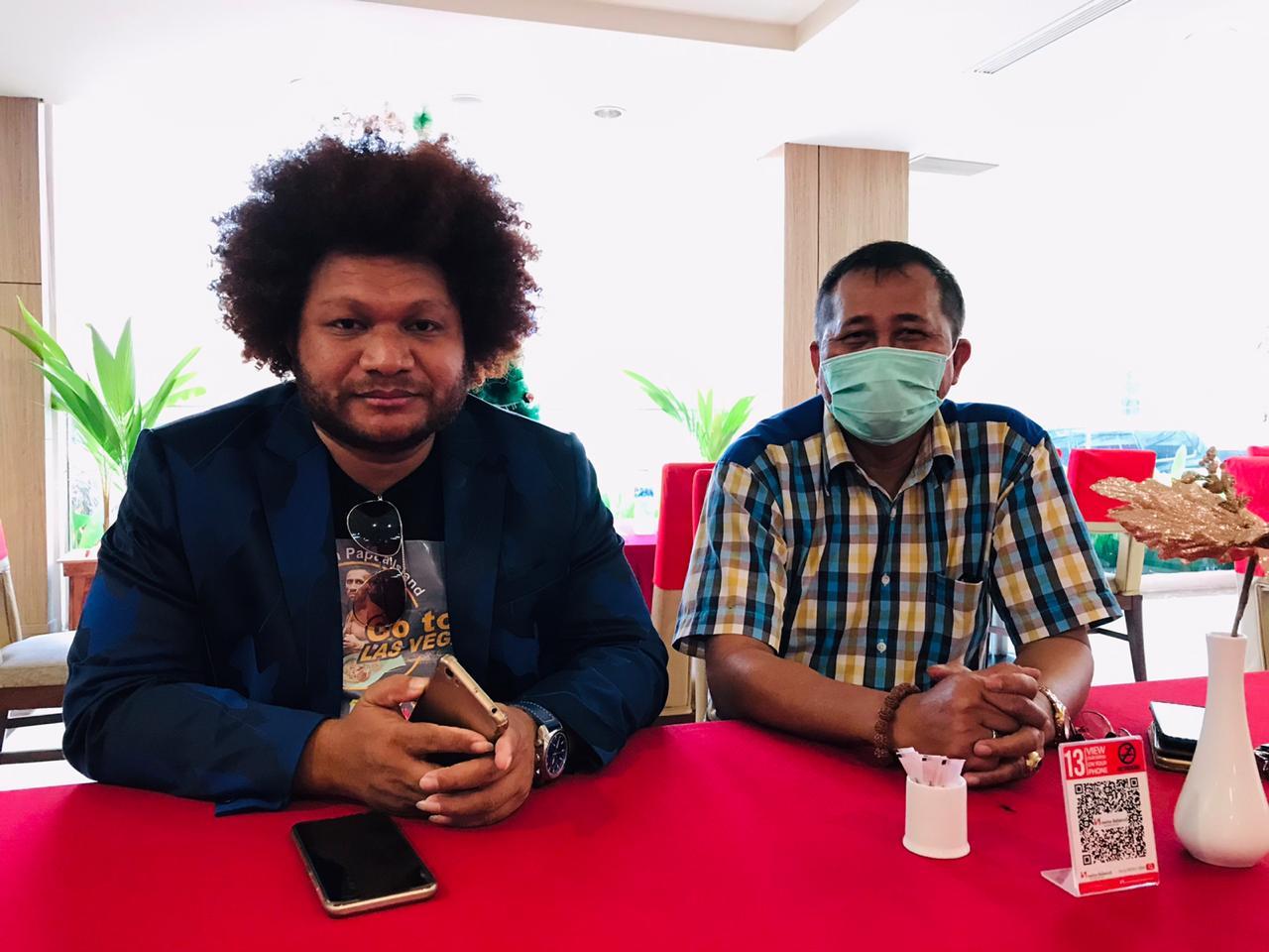 DAP : Kapolda Papua Barat didesak Tindak Penambang Emas Ilegal
