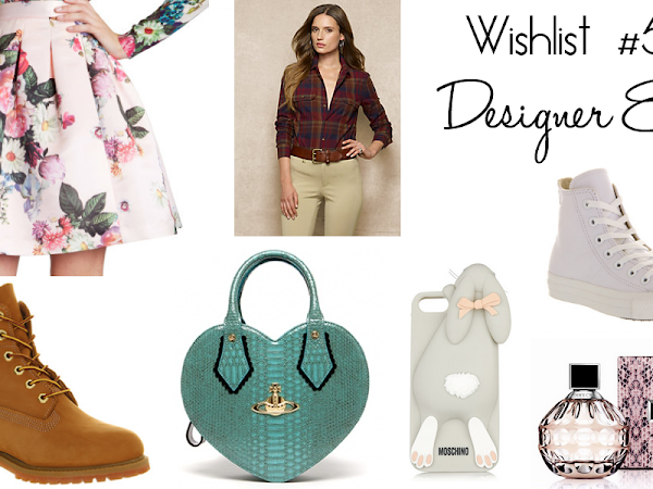 Wishlist #50 - Designer Edit