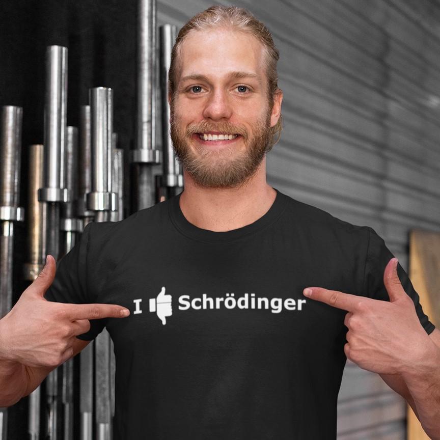 Erwin Schrdoinger T-Shirt