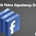 Otomatik Video Oynatmayı Kaldırma - Facebook