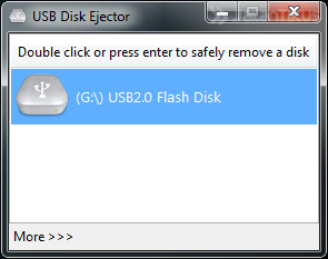How to Safely Remove USB in Windows Using Keyboard Keys