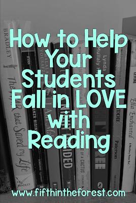Pin Image for How to Encourage a Love of Reading: 8 Practical Tips You Can Use Immediately