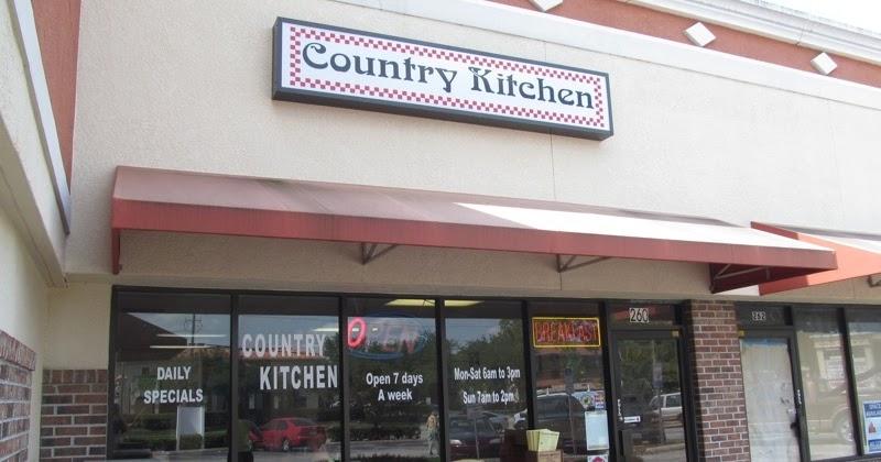 Country Kitchen Longwood Fl