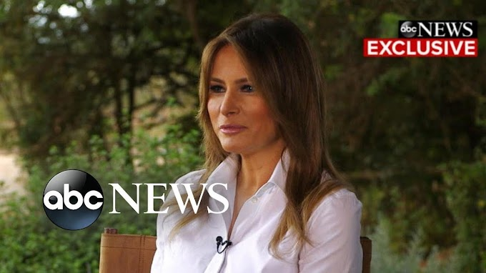 "Watch: ""It's no concern or focus of mine"" – Melania on Donald Trump's Alleged Infidelities"