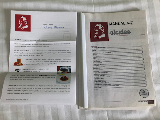 manual, a to z