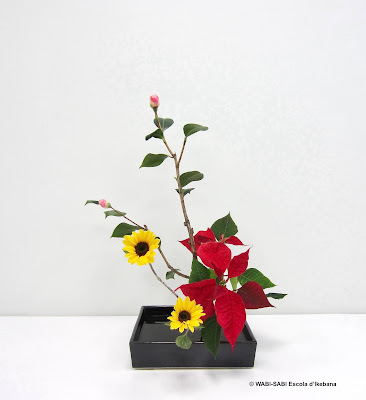 Ikebana-jiyuka-moribana-wabisabi-escoladikebana