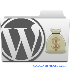 Wordpress money making tips and tricks