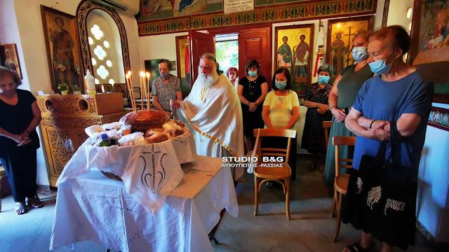 Τίμησαν την μνήμη του Αγίου Αλεξάνδρου στο Νοσοκομείο Ναυπλίου (βίντεο)