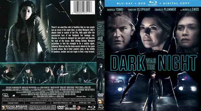 Dark Was the Night Bluray Cover