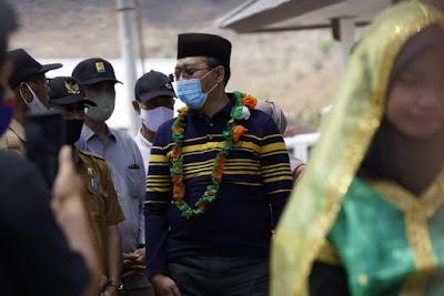 Gubernur Resmikan Samsat Kapal Perikanan Pulau Sumbawa