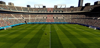 PES 2021 Bank of America Stadium