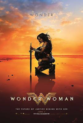 Poster Wonder Woman 2017 English HD 720p