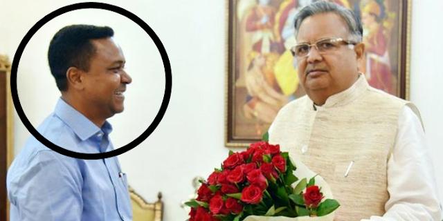 जनसंपर्क विभाग घोटाला: कमिश्नर राजेश सुकुमार सहित 3 के खिलाफ मामला दर्ज | CG NEWS
