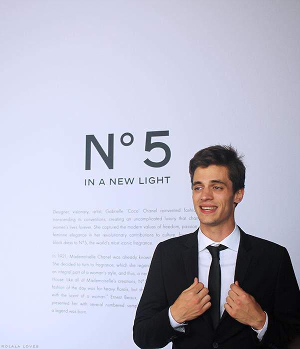 Chanel No. 5, Chanel Exhibition, #n5ny
